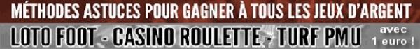 Méthodes Gagner Turf et Paris sportifs