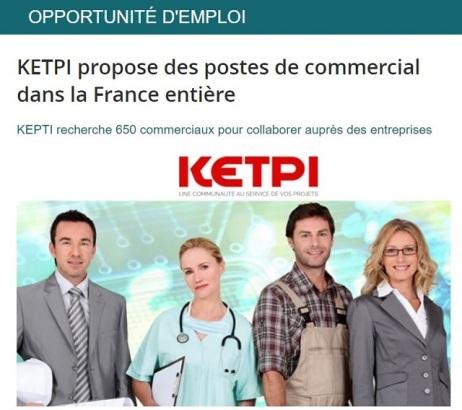 ketpi-Emploi
