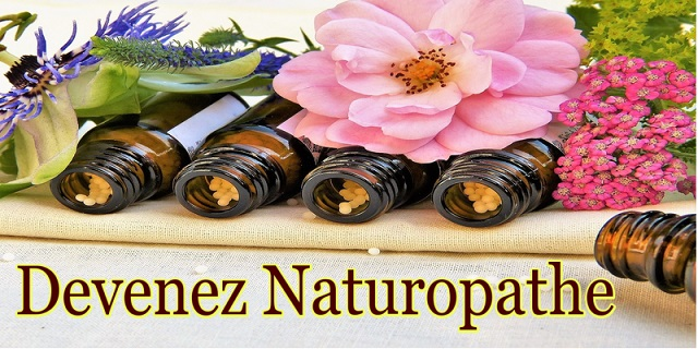 Devenez Naturopathe