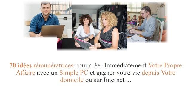 70 idées de Business surInternet
