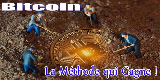 Bitcoin – La Méthodegagnante