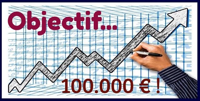 Objectif 100 000 euros – GuideGratuit