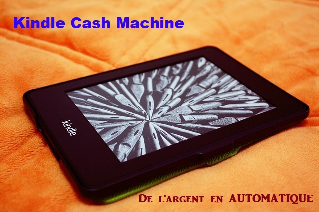 Kindle Cash Machine